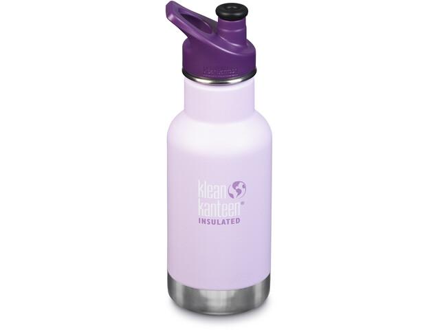 Klean Kanteen Bottle 355ml Vaccum Insulated with Sport Cap 3.0 sugarplum fairy (matt)